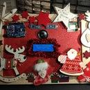 Arduino Christmas Frame & A6 GSM Module