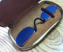 Blue Spectacles