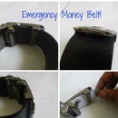 Emergency Money Belt.