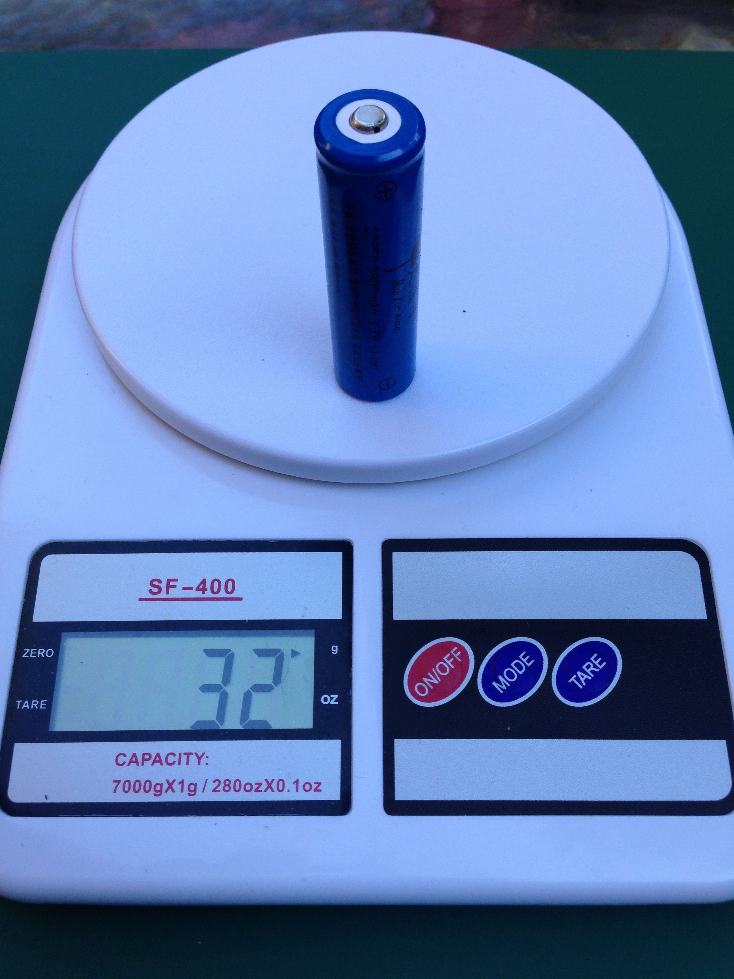 Picture of How to Know a Fake 18650 Battery