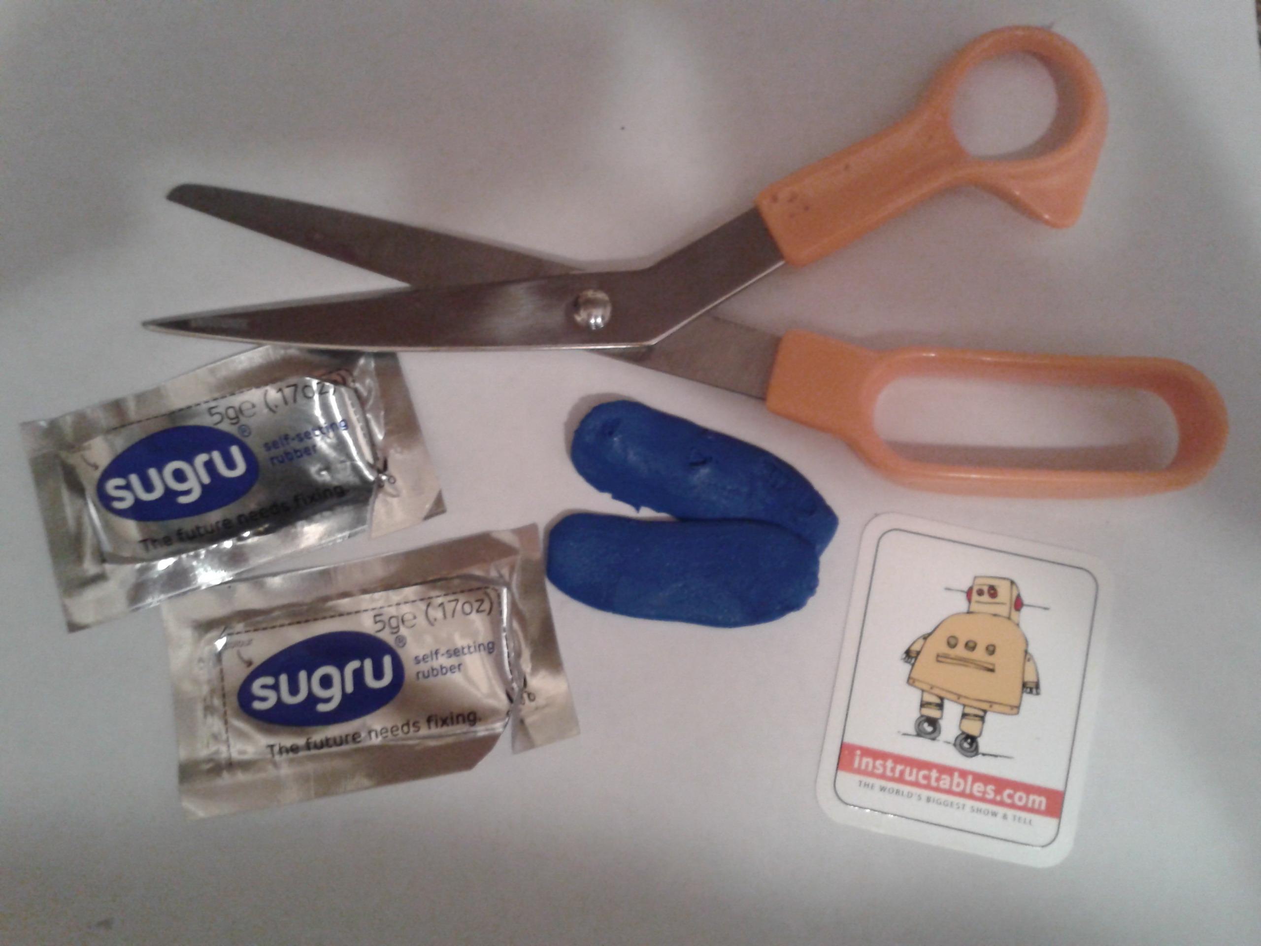 Picture of Prepare Your Sugru