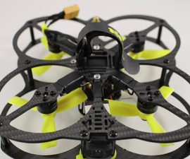 How to Build the Ultimate Indoor FPV Quadcopter