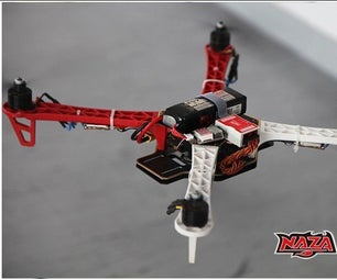 How to Make a Drone for Under 120$