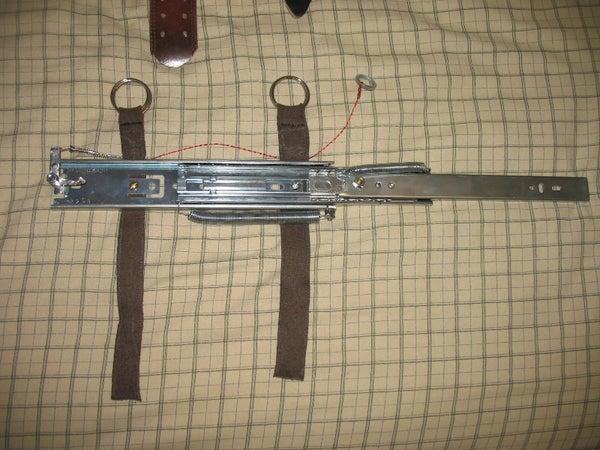 SA OTF Xiphoid MK IV - Arm Mounted Blade