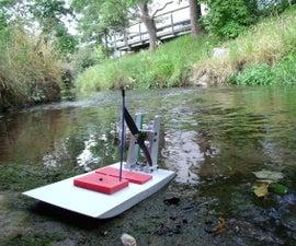 3D printed Swamp boat
