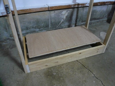 Changes to the Frame, Platen and Oven