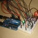 Traffic Management System using Arduino
