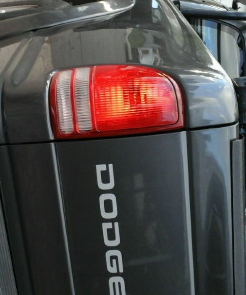 Change the Brake/signal Light on Your 2003 Dodge Truck