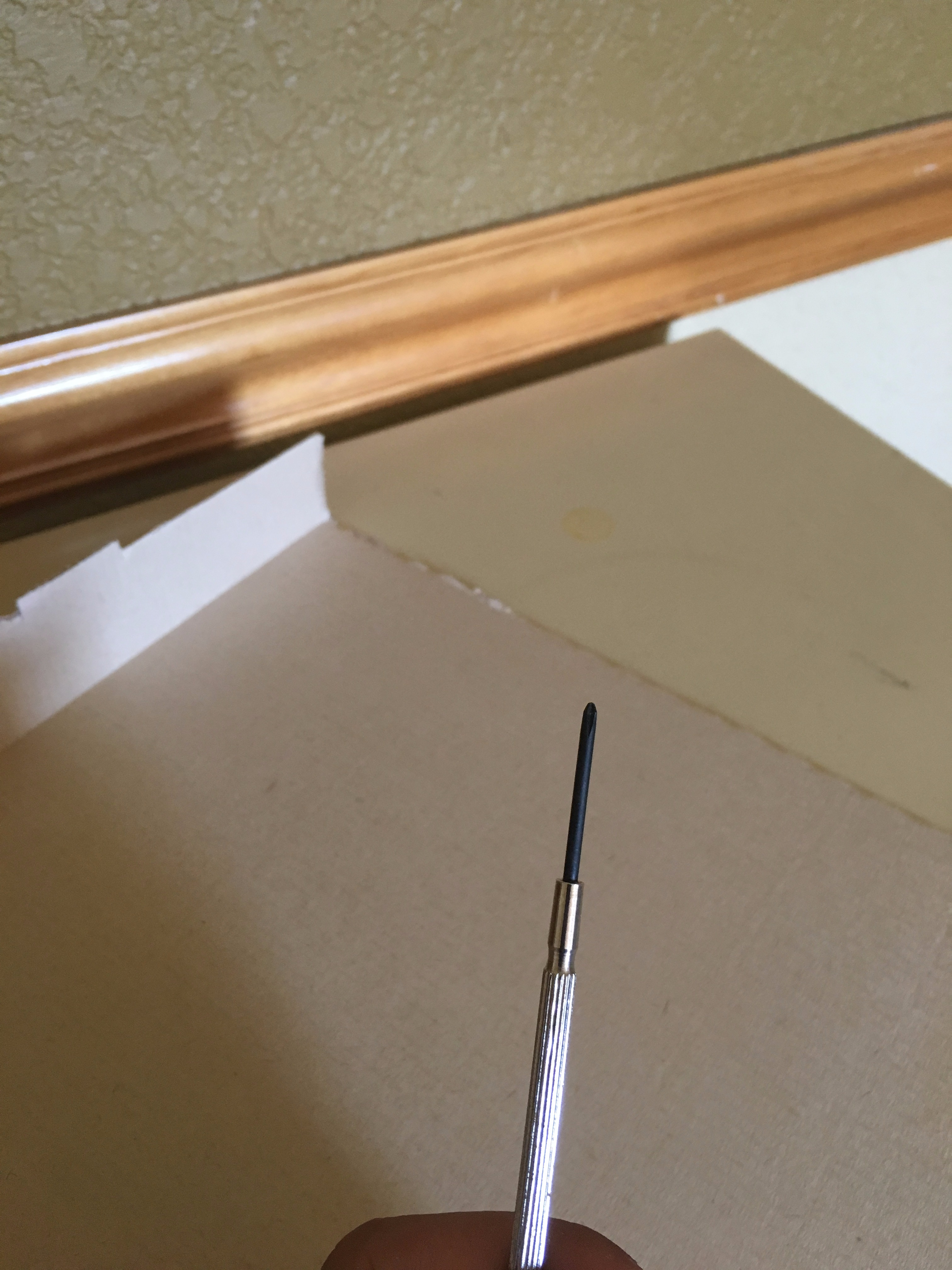 Picture of Preparing Cardboard and Base