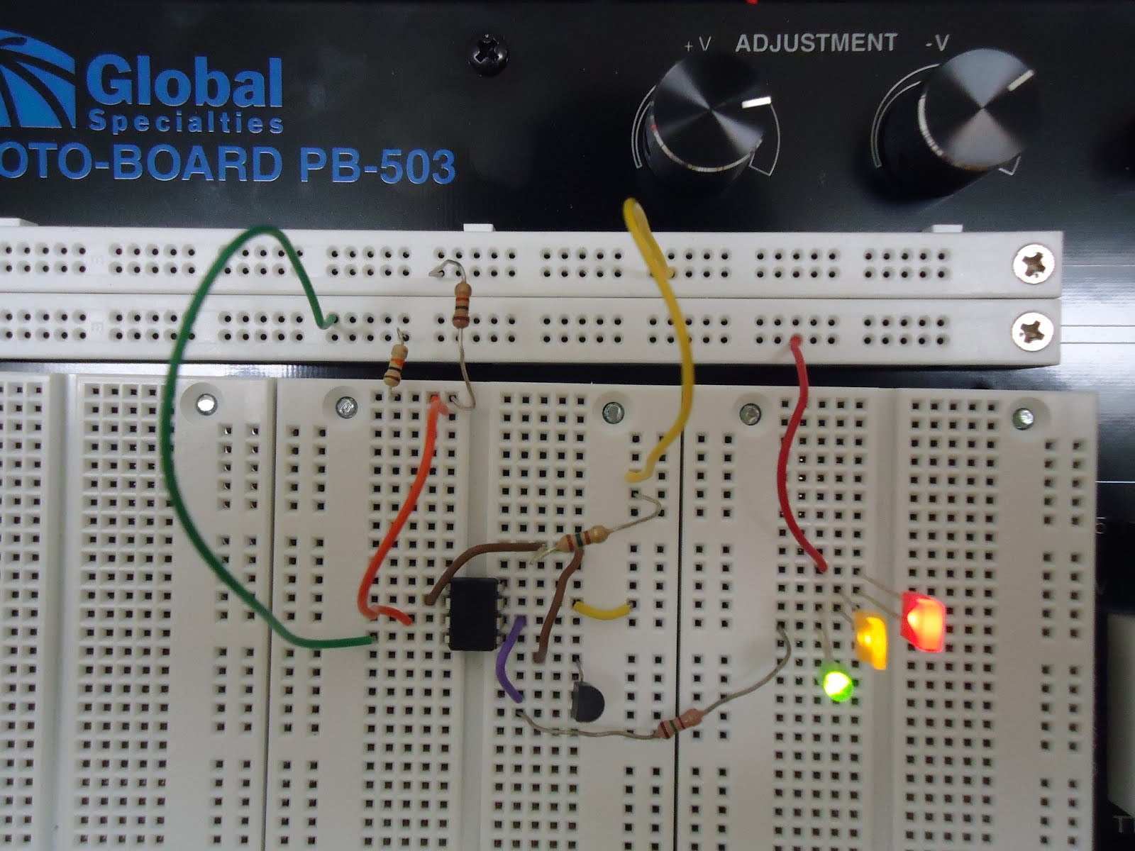 Constant Current Source With Operational Amplifier 4 Steps Tl082 Dual Schematic