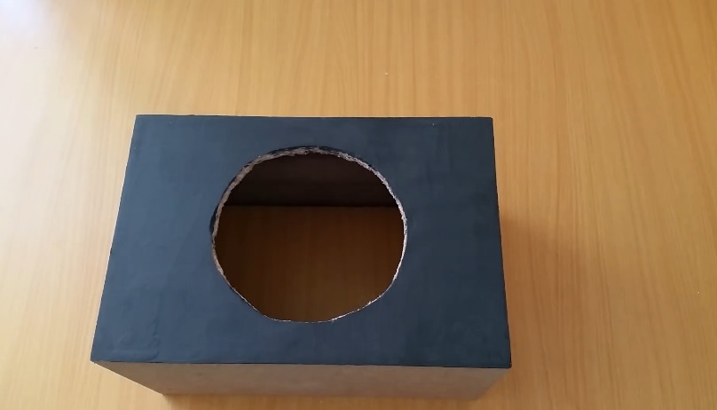 Picture of Subwoofer Compartment