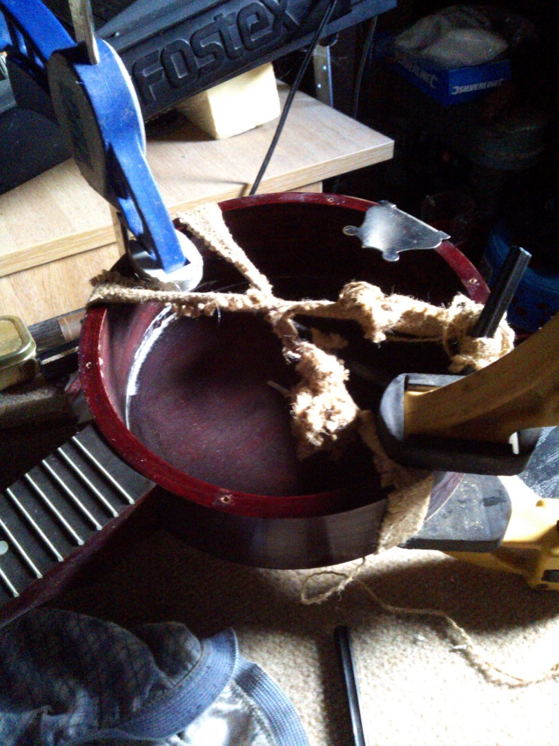 Picture of Reattach the Pot Back.