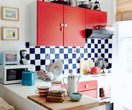DIY Projects: Start With Your Kitchen