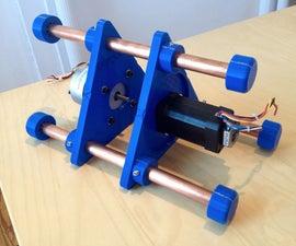Desktop Motor Test Stand (Dynamometer)