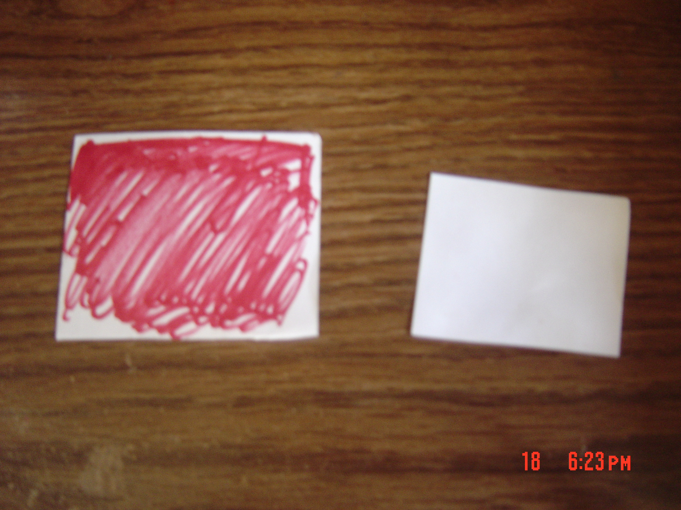 Picture of Glue and Paper