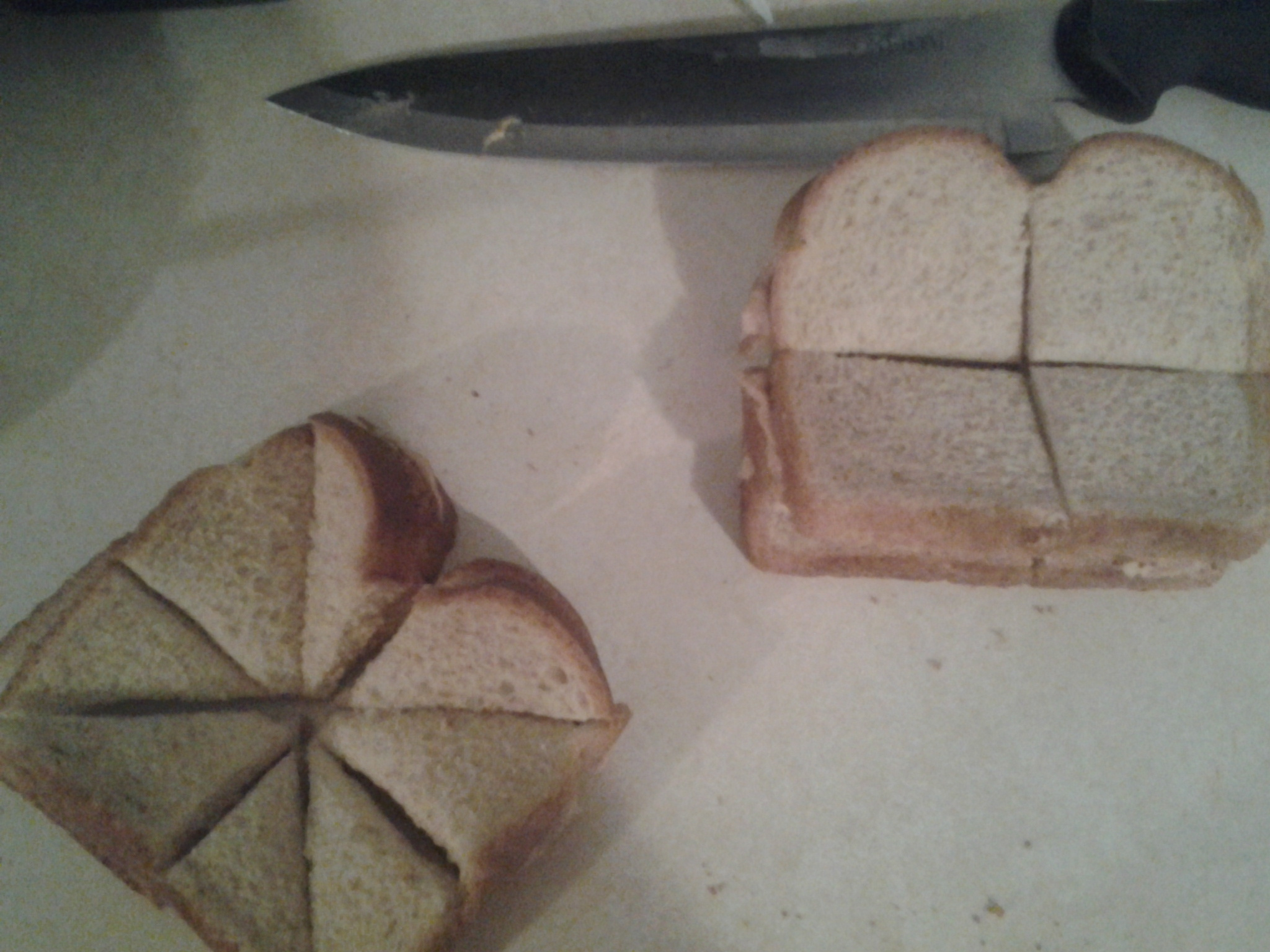 Picture of Fluffy Peanut Butter Sandwiches