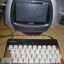 Temporarly Keyboard for ZX Spectrum