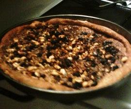 Jacob's Cinnamon roll Pizza