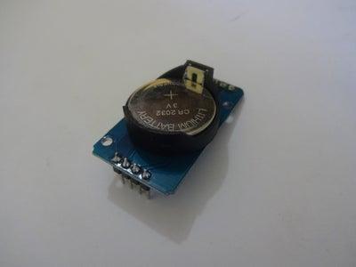 The Circuit Board -- RTC Module