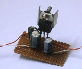 5V - 2A regulator