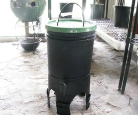 VermiCulture Composter Turn your kitchen scraps into Organic Fertilizer