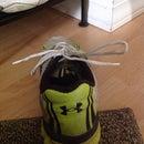 Tie Shoes Quick!