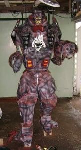A Battle Mech Suit
