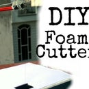 DIY Foam Cutter With Nichrome Wire || Thermacol Cutter