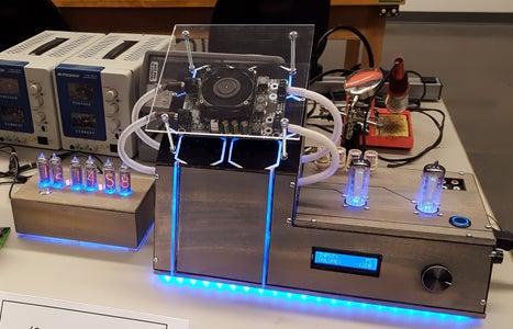 Custom Audio Amplifier