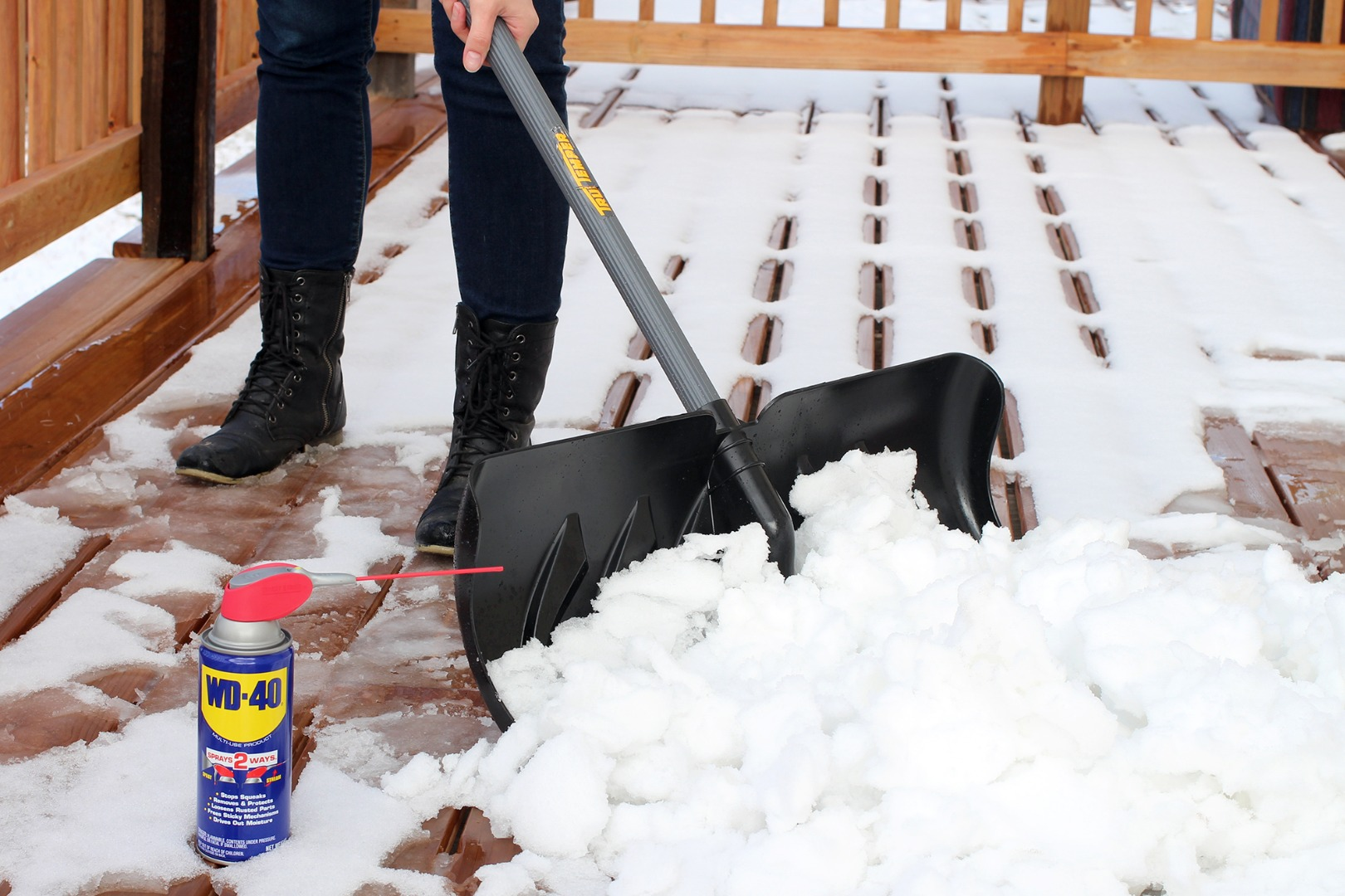 Picture of Keep Shovel Snow Free