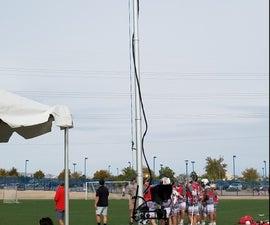Video Pole for Sport Videos - Design Logic