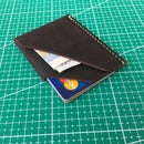 Make a Slim Leather Wallet