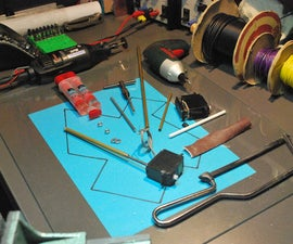 Hack your servo V1.00 - Turn your servo into a powerful linear actuator