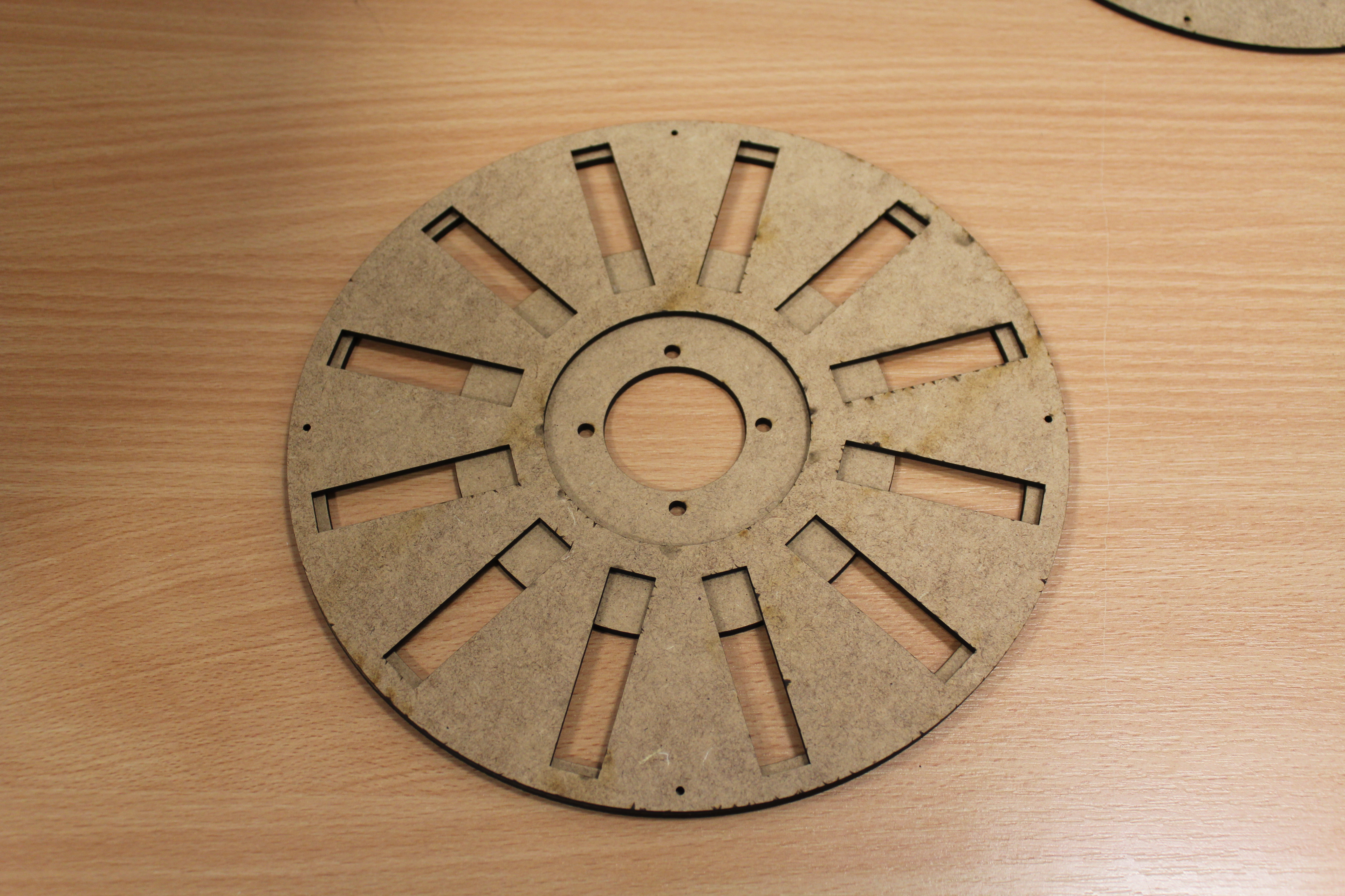 Picture of The Clock Face