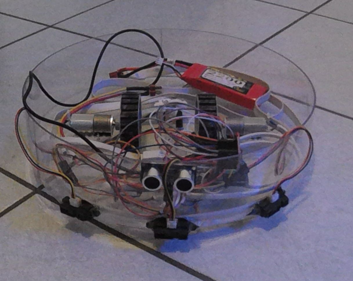 Picture of ROBOT DIY
