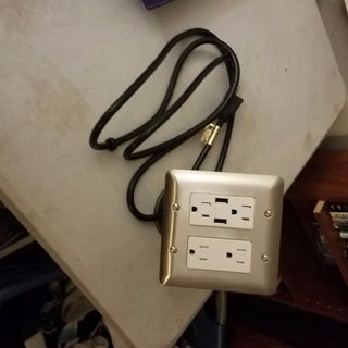 The Anywhere Outlet