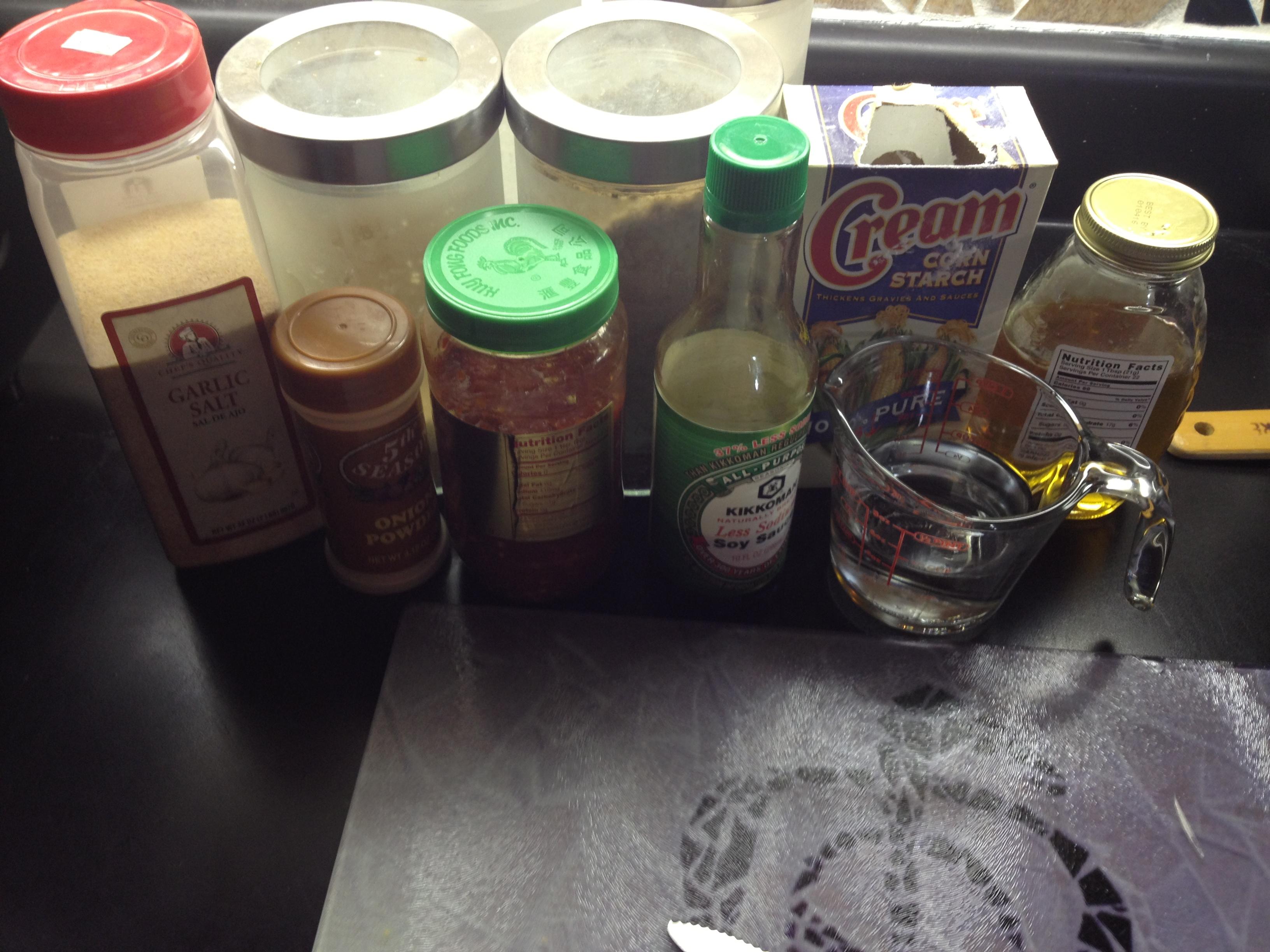 Picture of Sauce Recipe