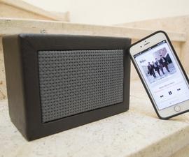 Vintage Bluetooth Speaker