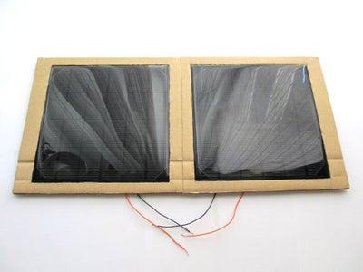 Power Source: Solar Panels