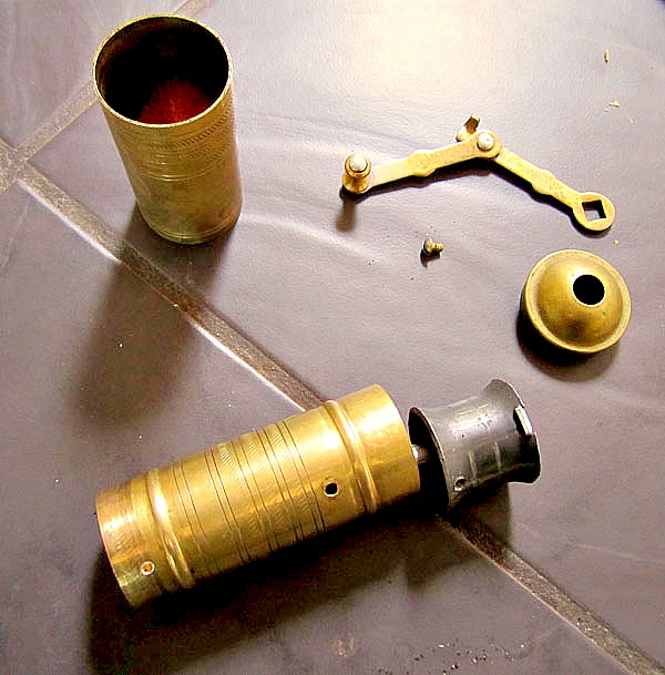 Picture of Attach the Coffee Grinder