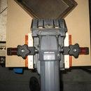 Biscuit Jointer Spline Jig Build ....