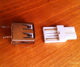USB power source hack