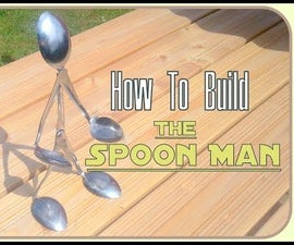 How to build the Spoon Man
