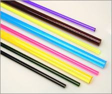 Picture of Cut and Pollish Acrylic Rods