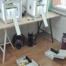 Tumbler for Pragmatic 3d Production Printing
