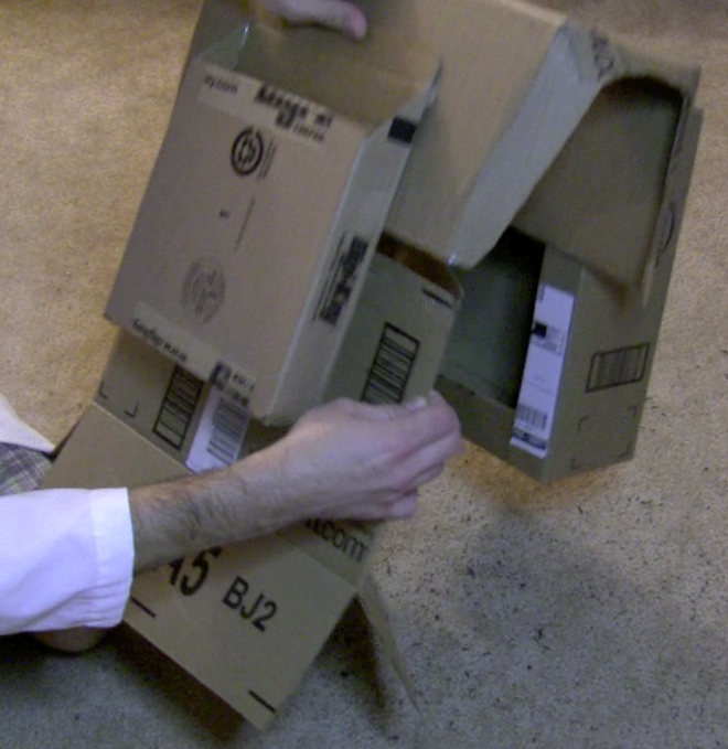 Picture of Making Things Complicated: Combining the Boxes
