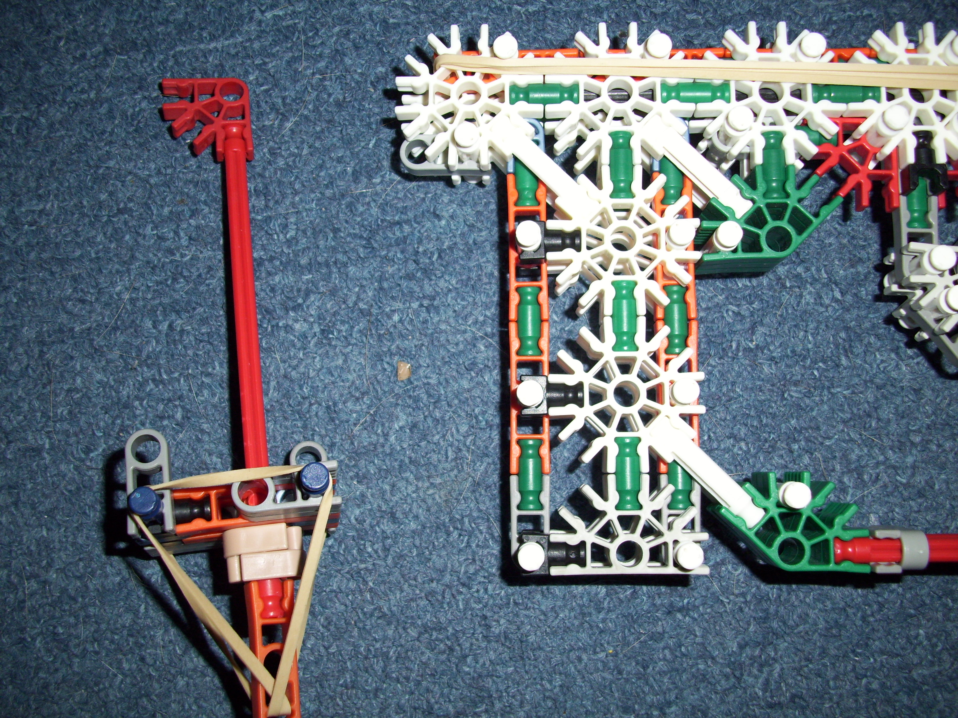 Picture of Knex Pistol With Mag