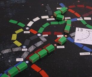 Kessel Run Board Game