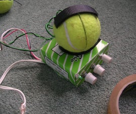 Portable Tennis Ball Speaker for Mp3 / Ipod With Amp