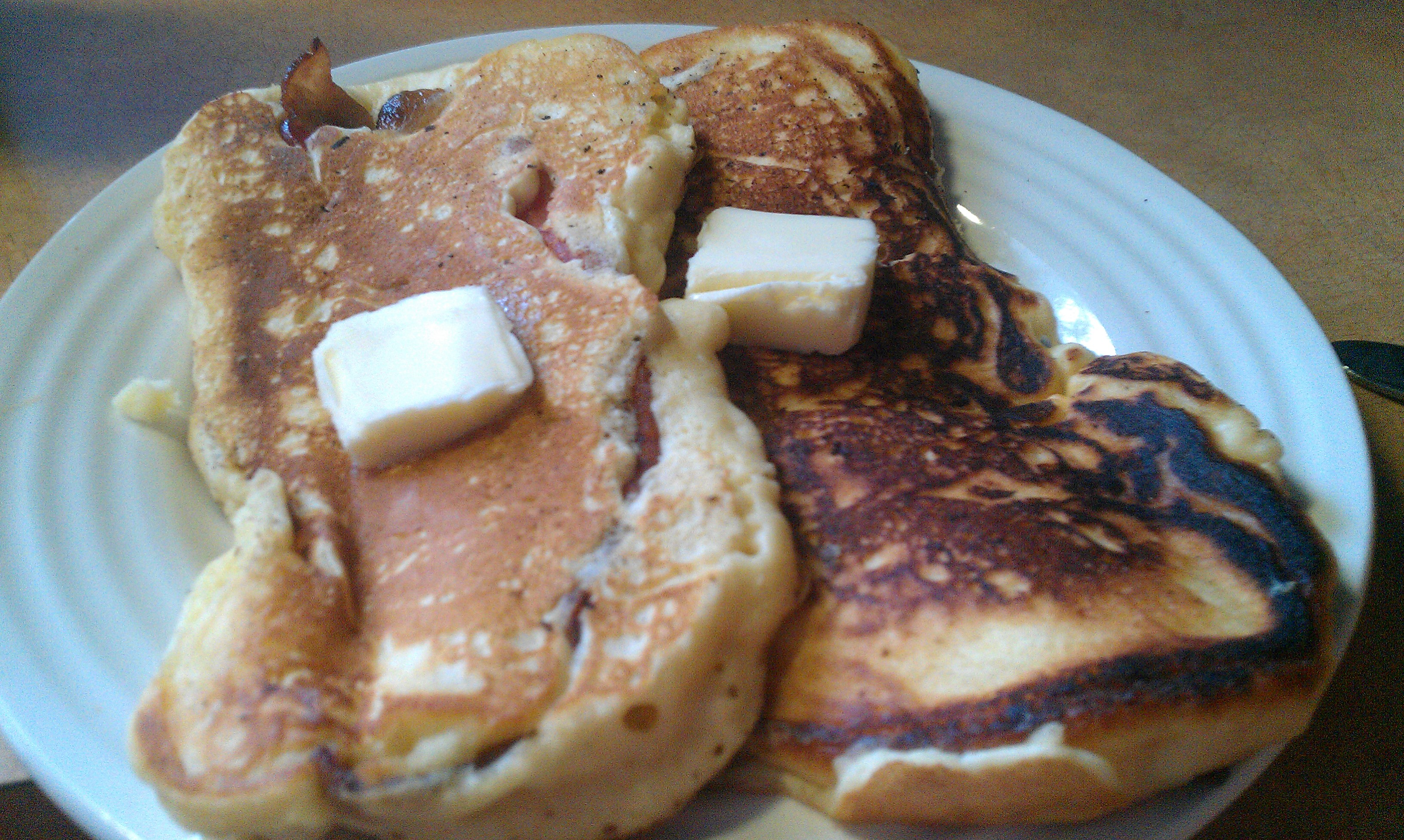 Picture of Bacon Pancakes